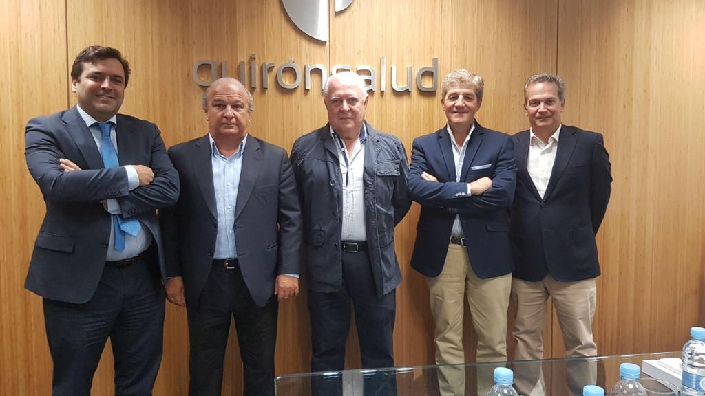 acuerdo de la FEAPA con grupo QuironSalud